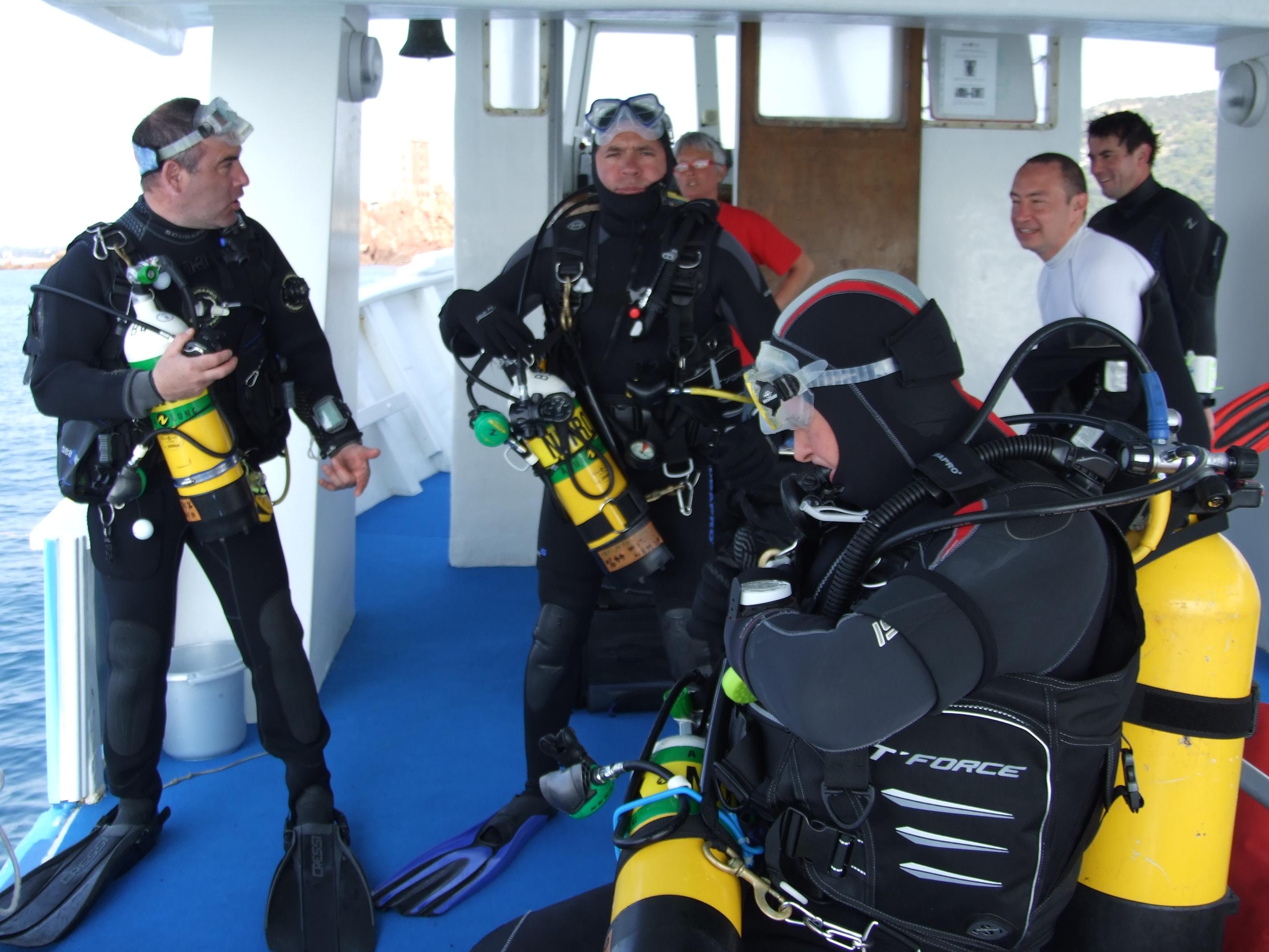 Formation N3 à Fréjus du 23 au 30 Avril 2011 - le 23 20-02-40