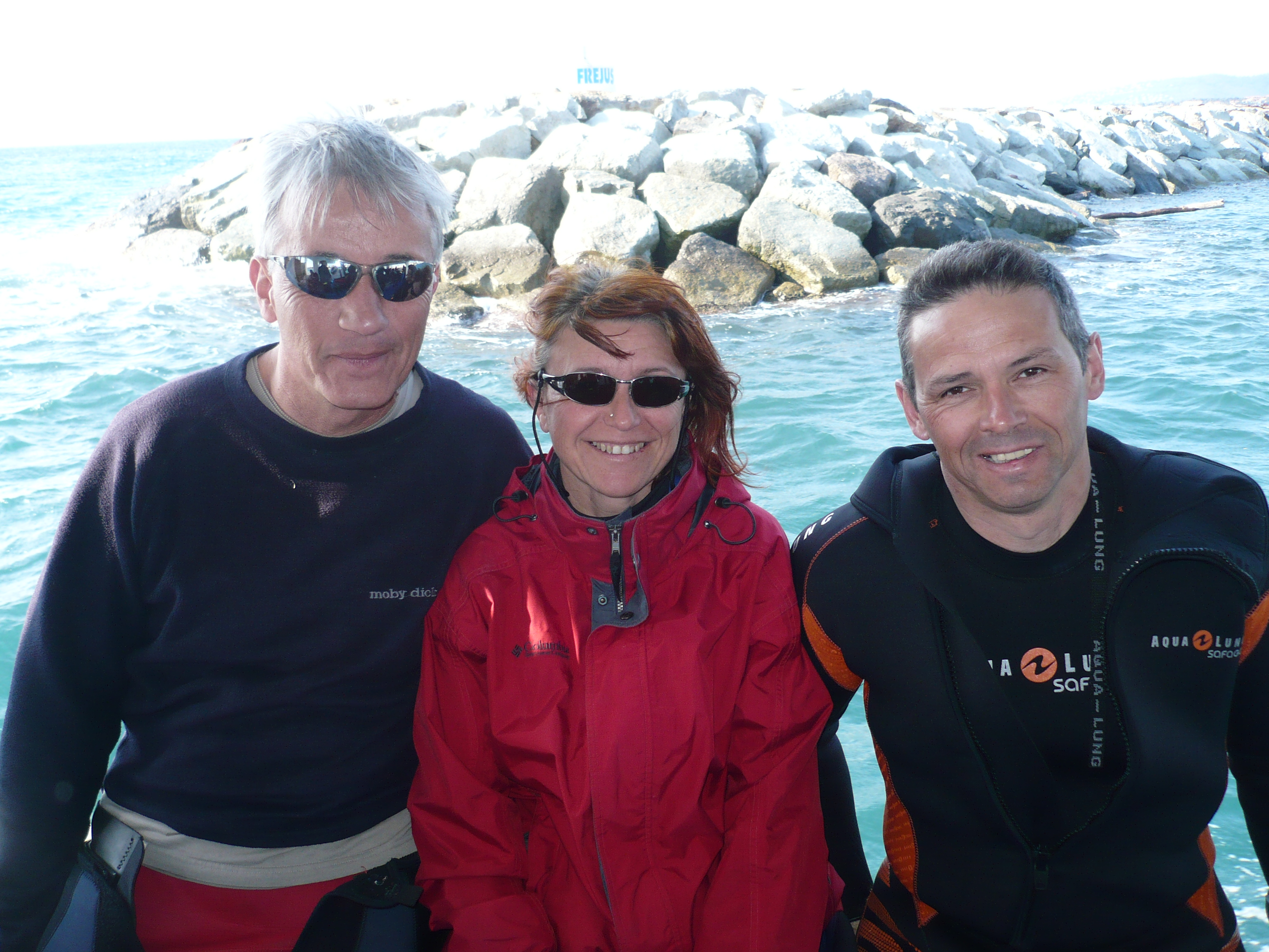 Formation N3 à Fréjus du 23 au 30 Avril 2011 - le 30 09-10-35
