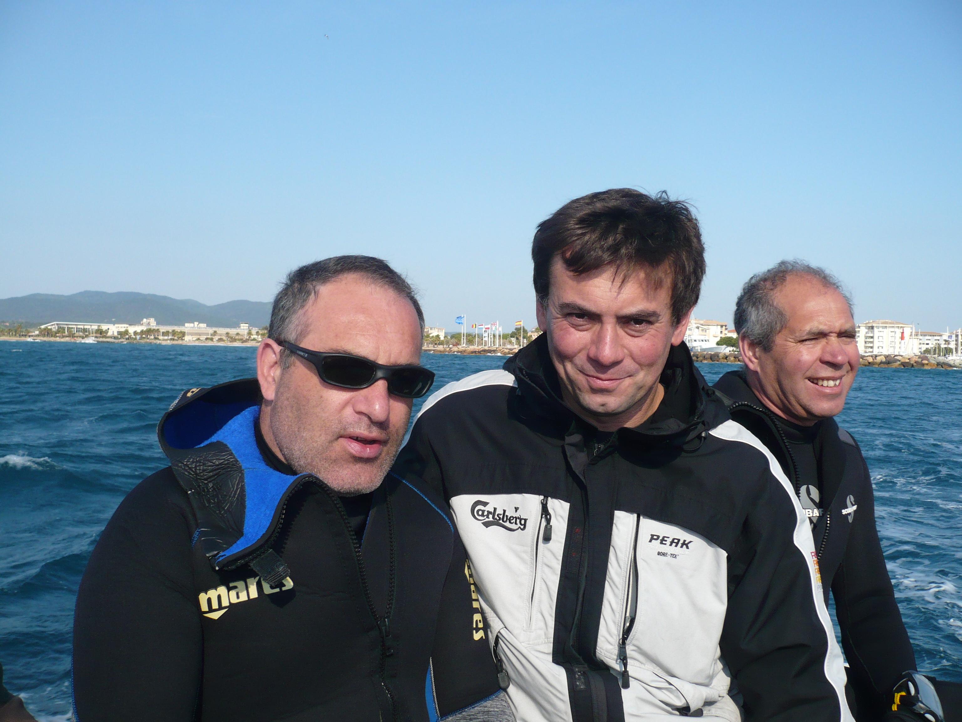 Formation N3 à Fréjus du 23 au 30 Avril 2011 - le 30 09-12-07